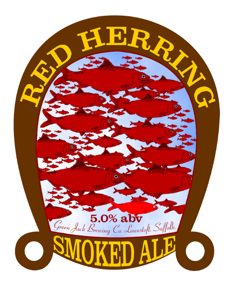 Red Herring (Smoked Ale) 5.0% 36 Pints
